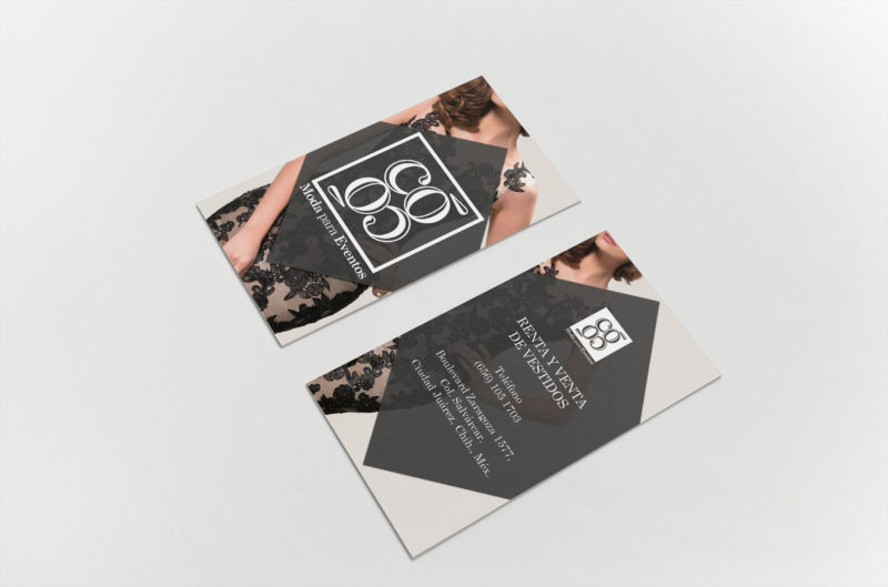 Cocó business card